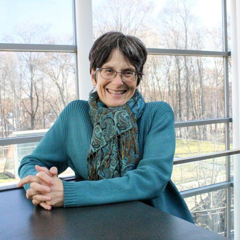 Hebrew College President Sharon-Cohen-Anisfeld