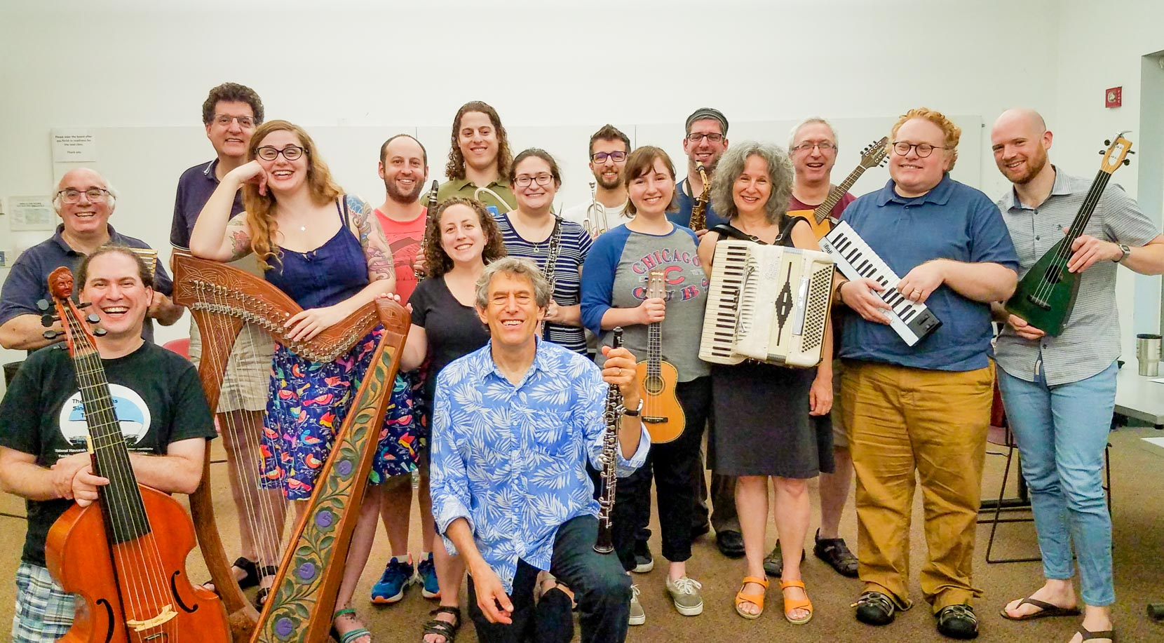 jewish cantorial students