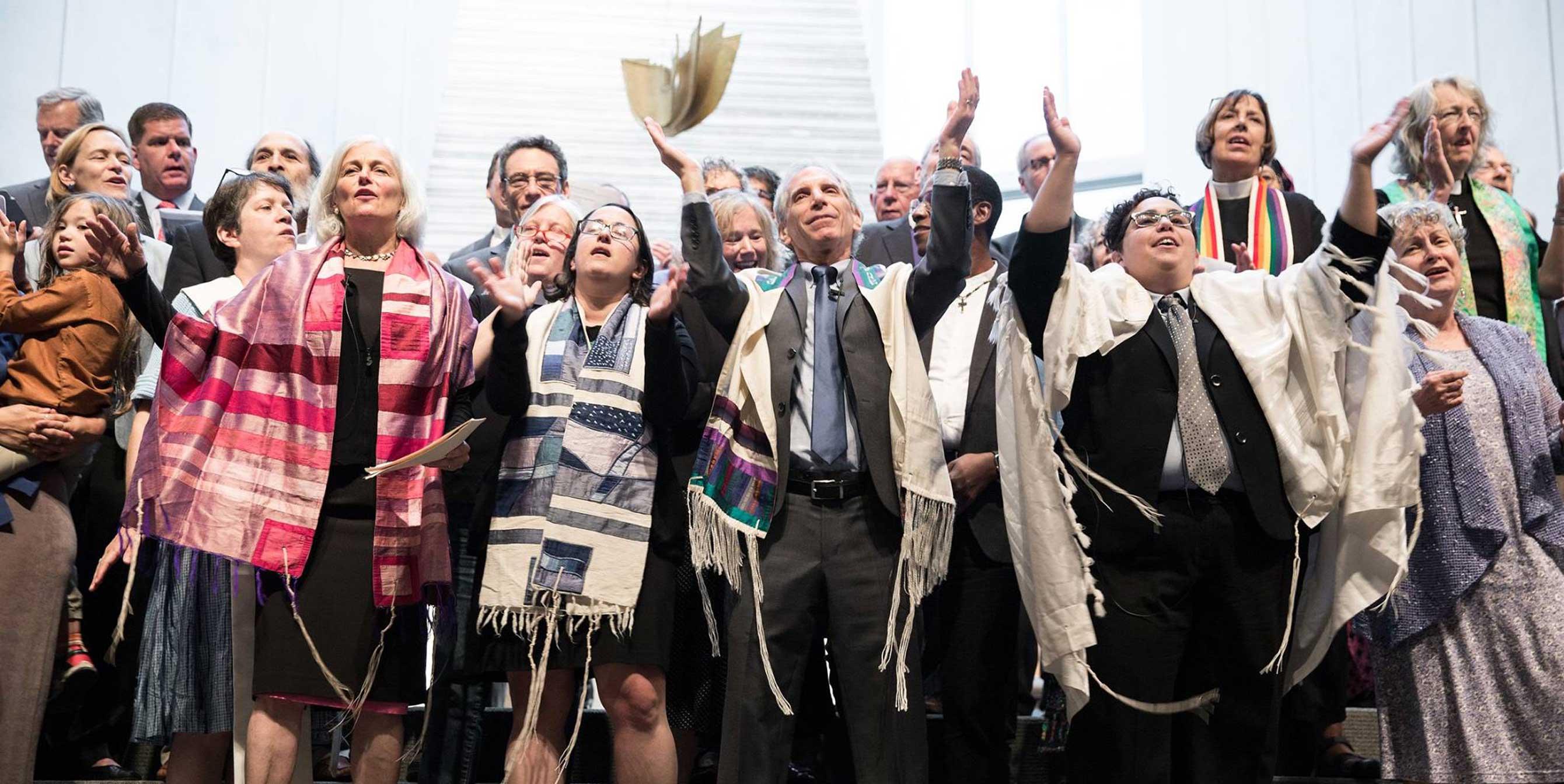 interfaith clergy