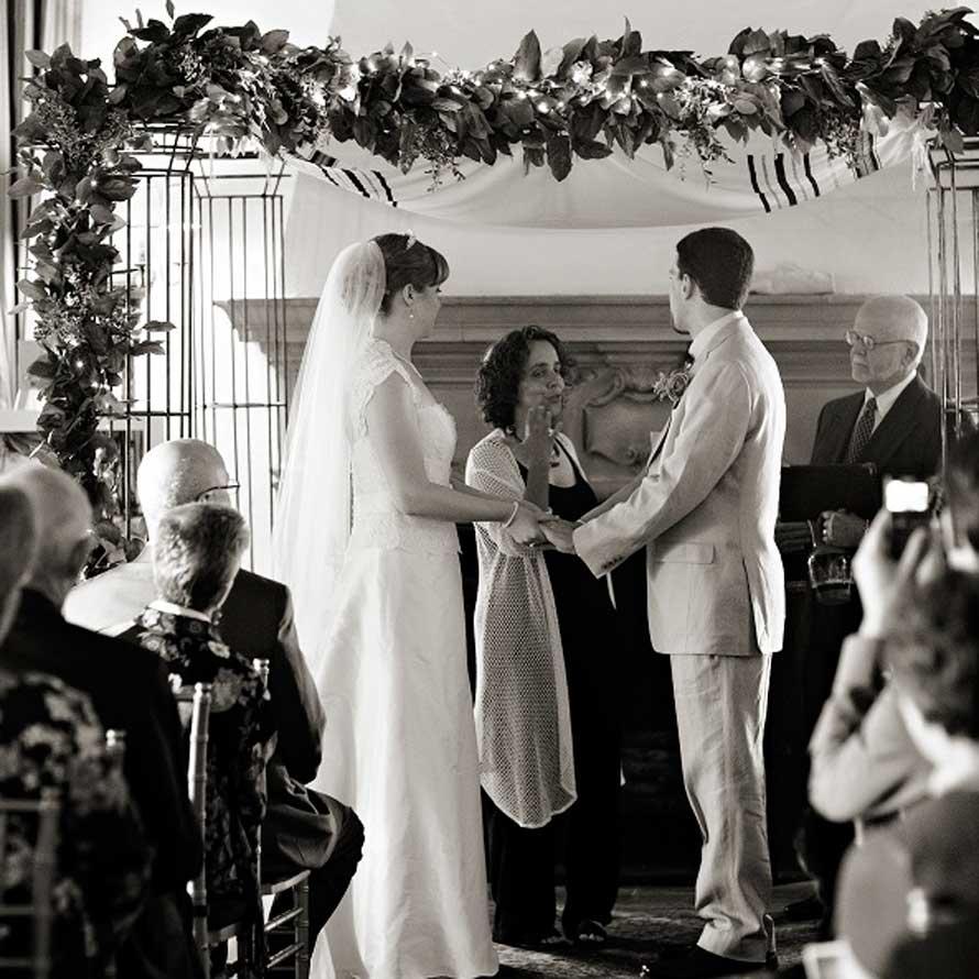 Mia and Ethan Tavan wedding