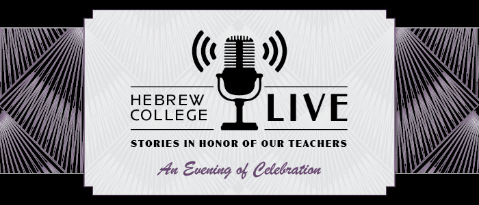 HEBREW COLLEGE LIVE BANNER