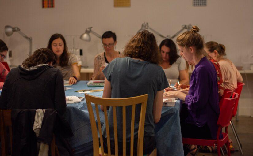 Eser DIY Haggadah Workshop