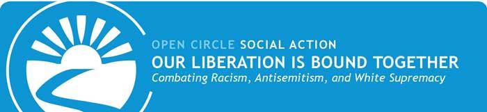 Open Circle Social Action banner