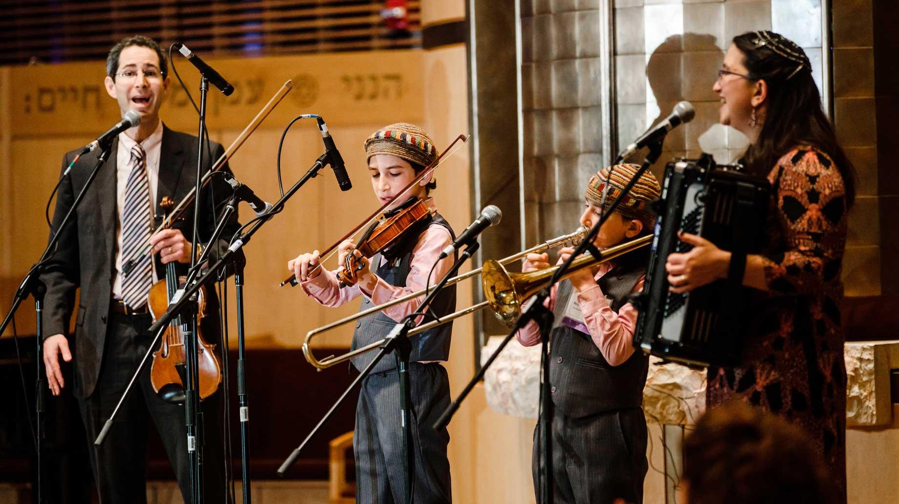 Richmond-Shazeer Band