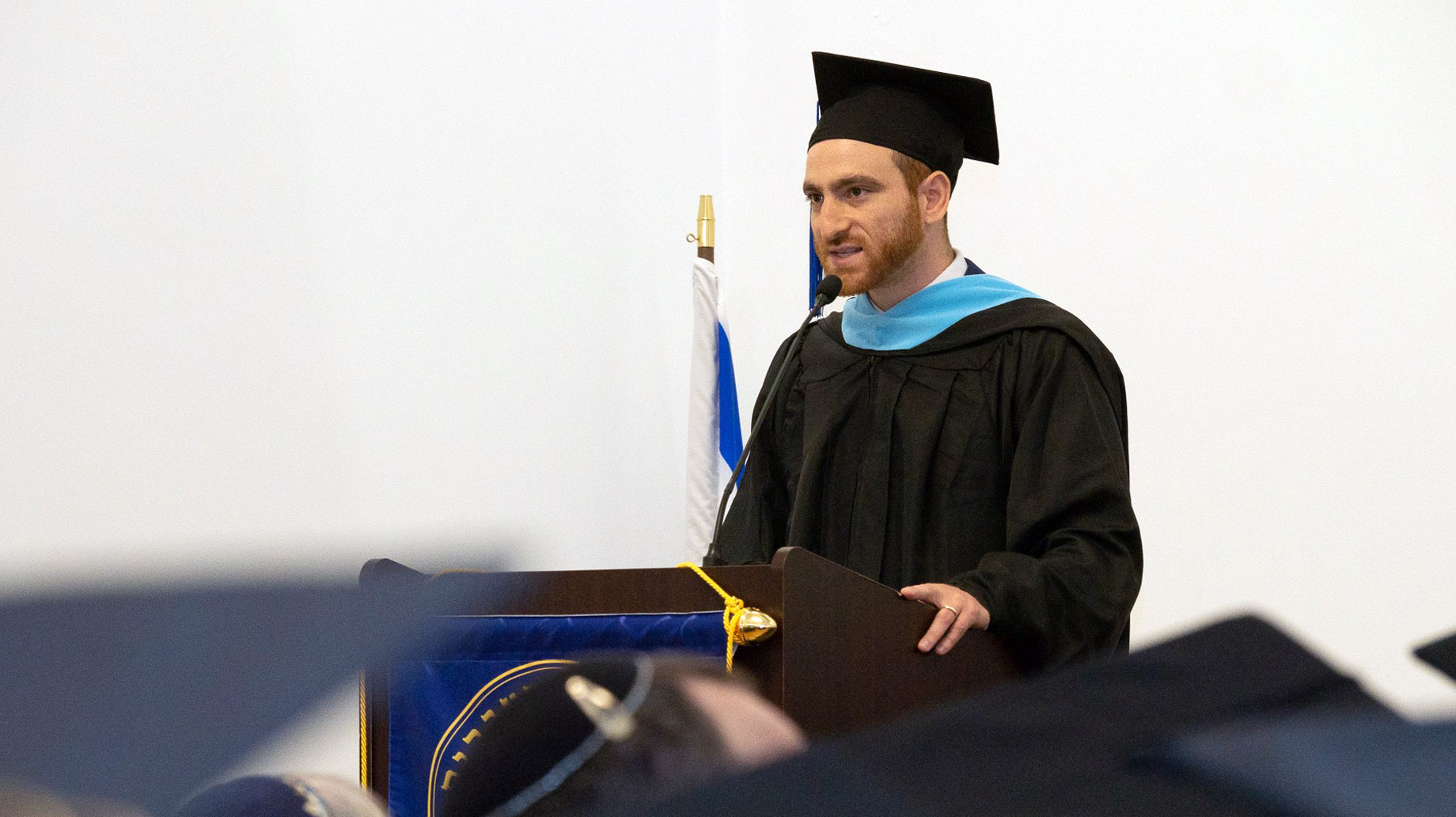 commencement_2019_Misha_Clebaner