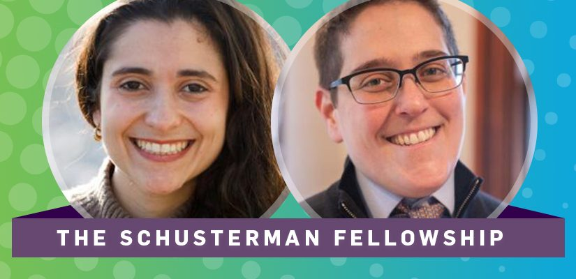 Schusterman Fellows