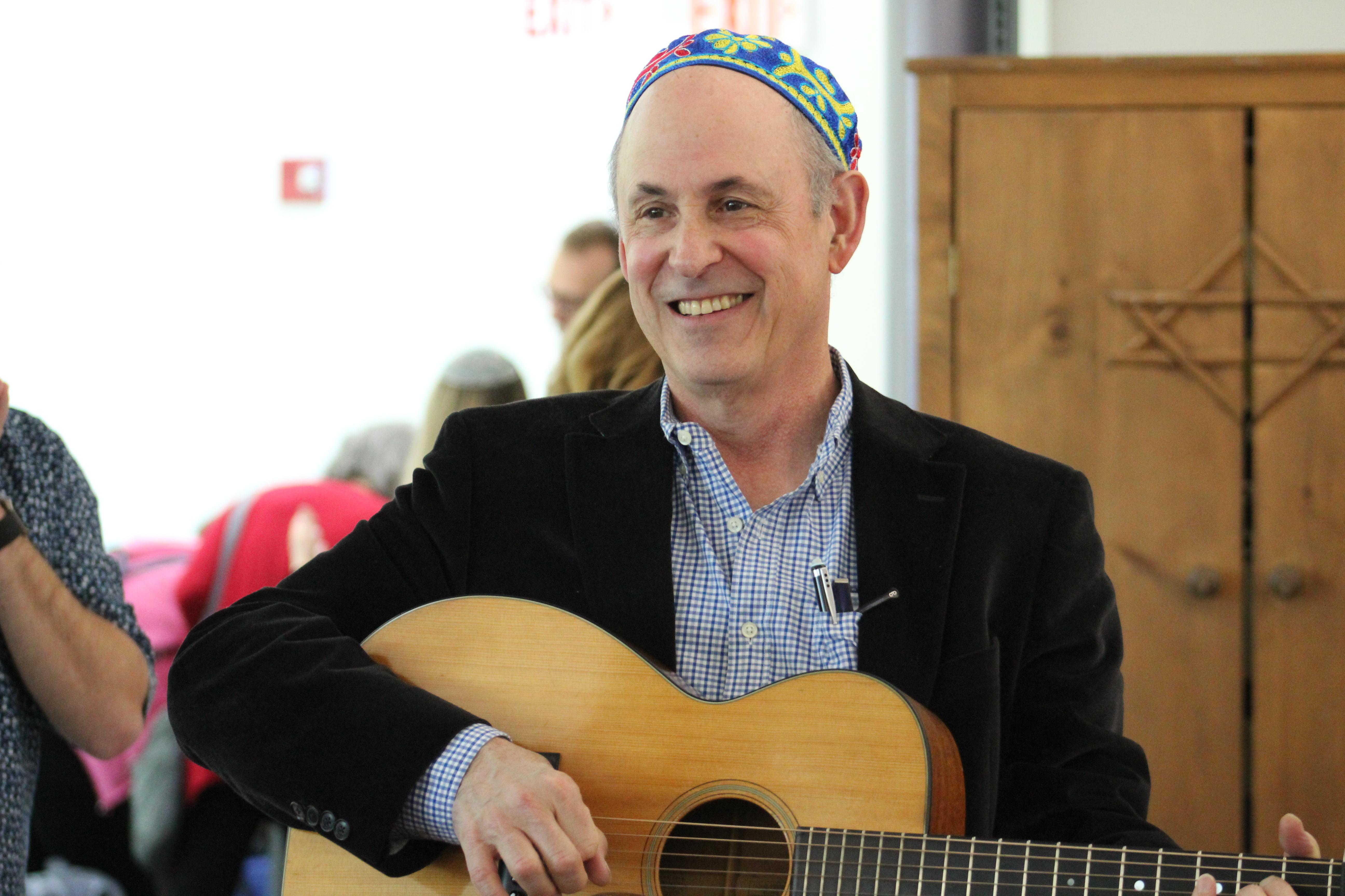 Rabbi Lev Friedman, Rab`19