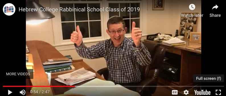 Class of 2019 video