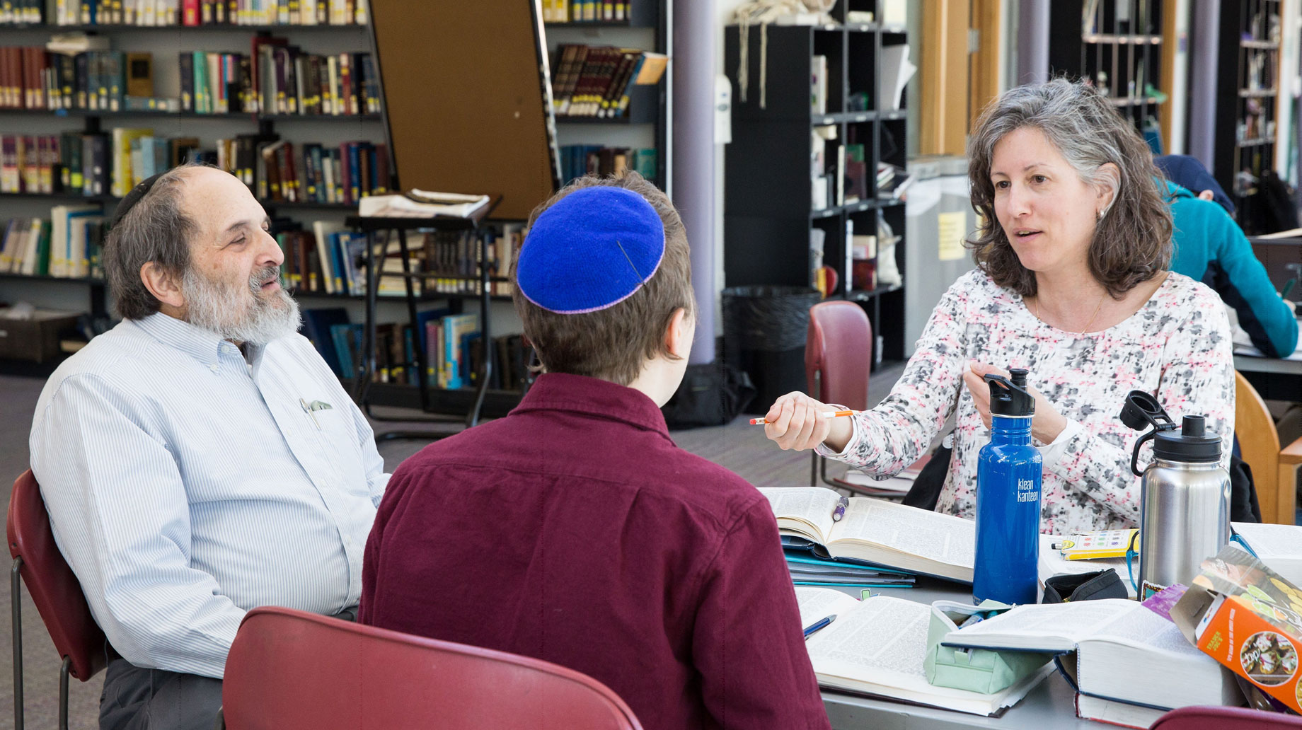 rabbinical students