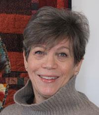 Artist Anita Rabinoff-Goldman
