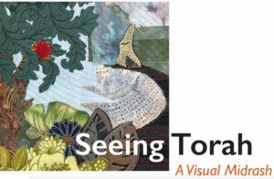 Seeing Torah exhibit cover