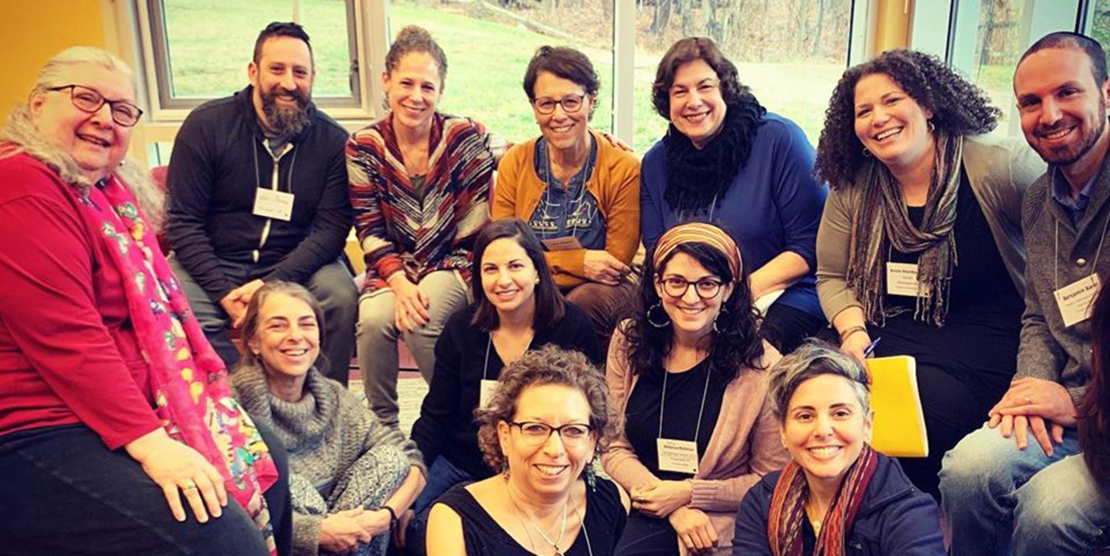 Kenissa Jewish-Learning as Spiritual Practice Group
