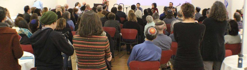 Judaism Unbound podcast on communal singing