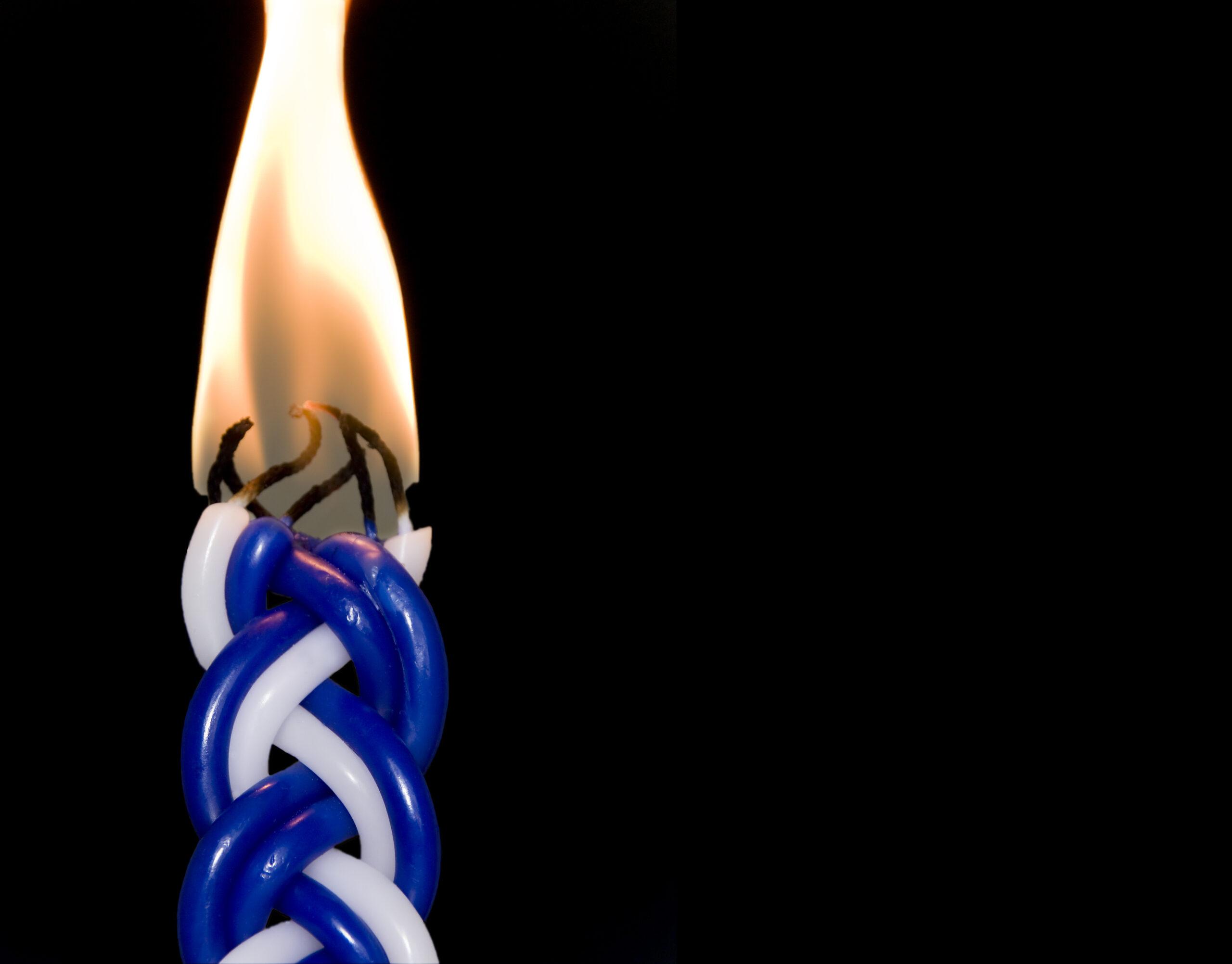 Havdallah candle