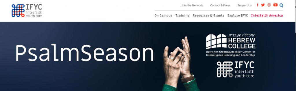 psalmseason website