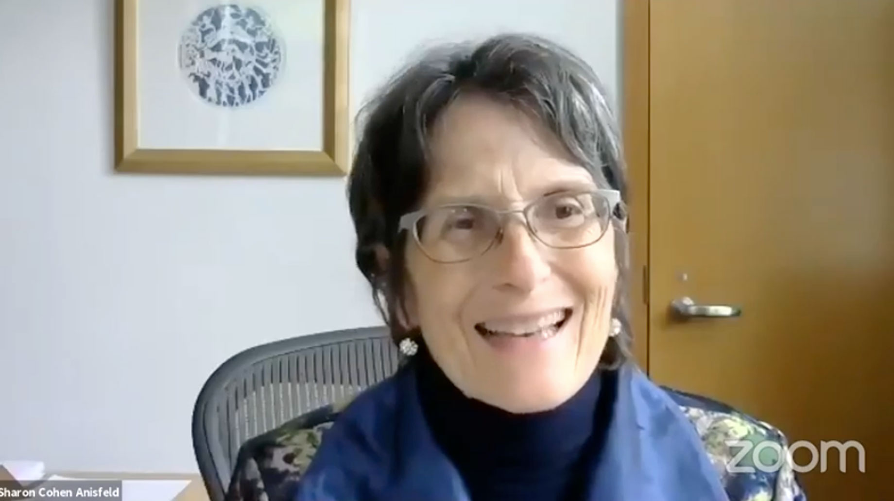 President Sharon Cohen Anisfeld