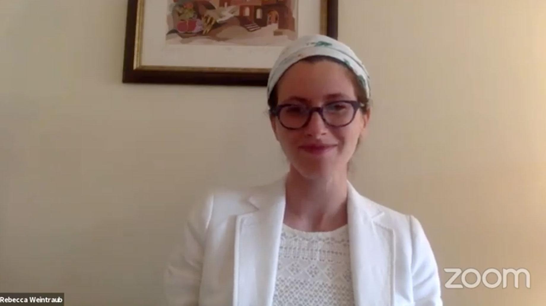 Rabbi Becca Weintraub
