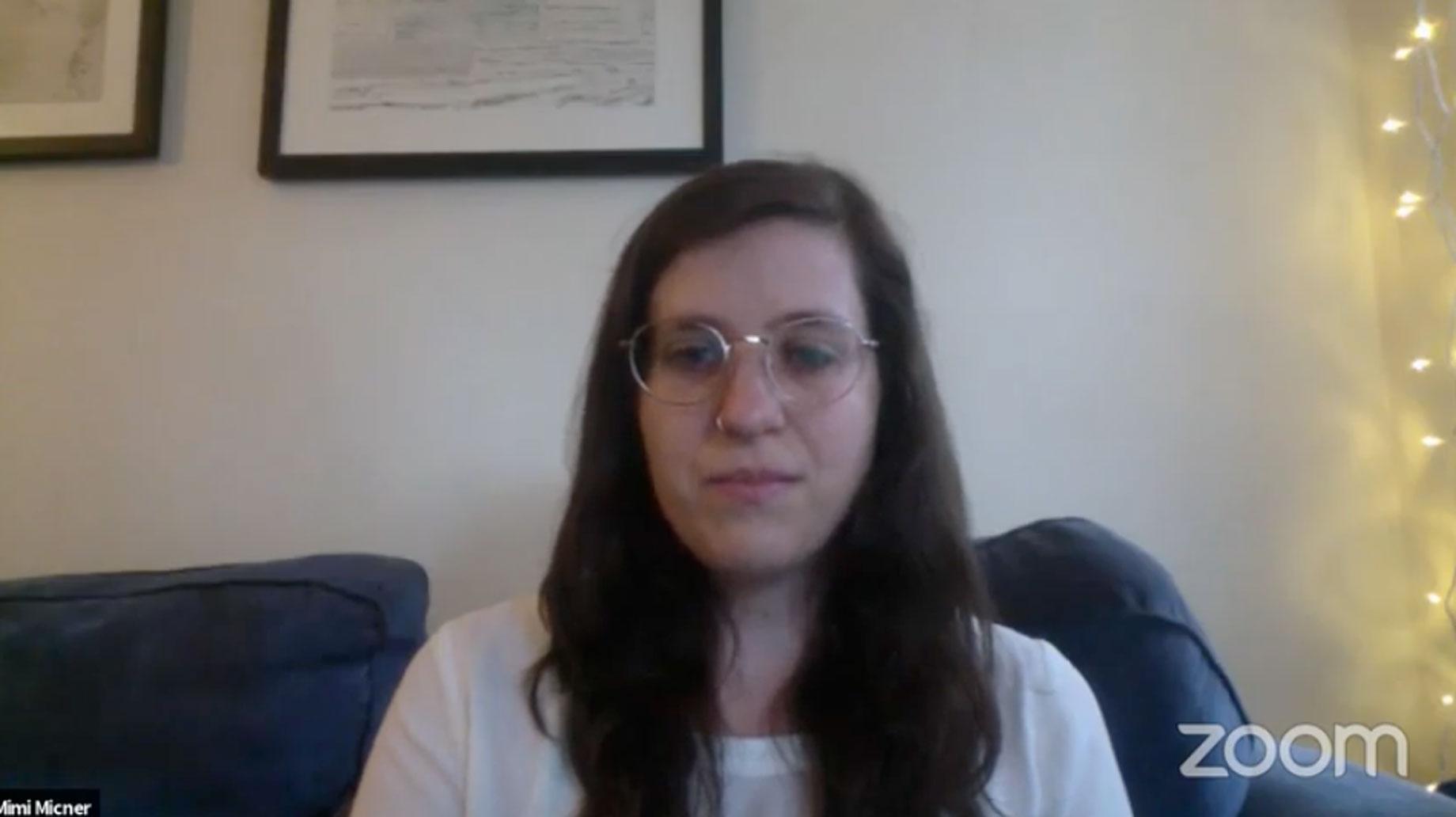 Rabbi Mimi Micner