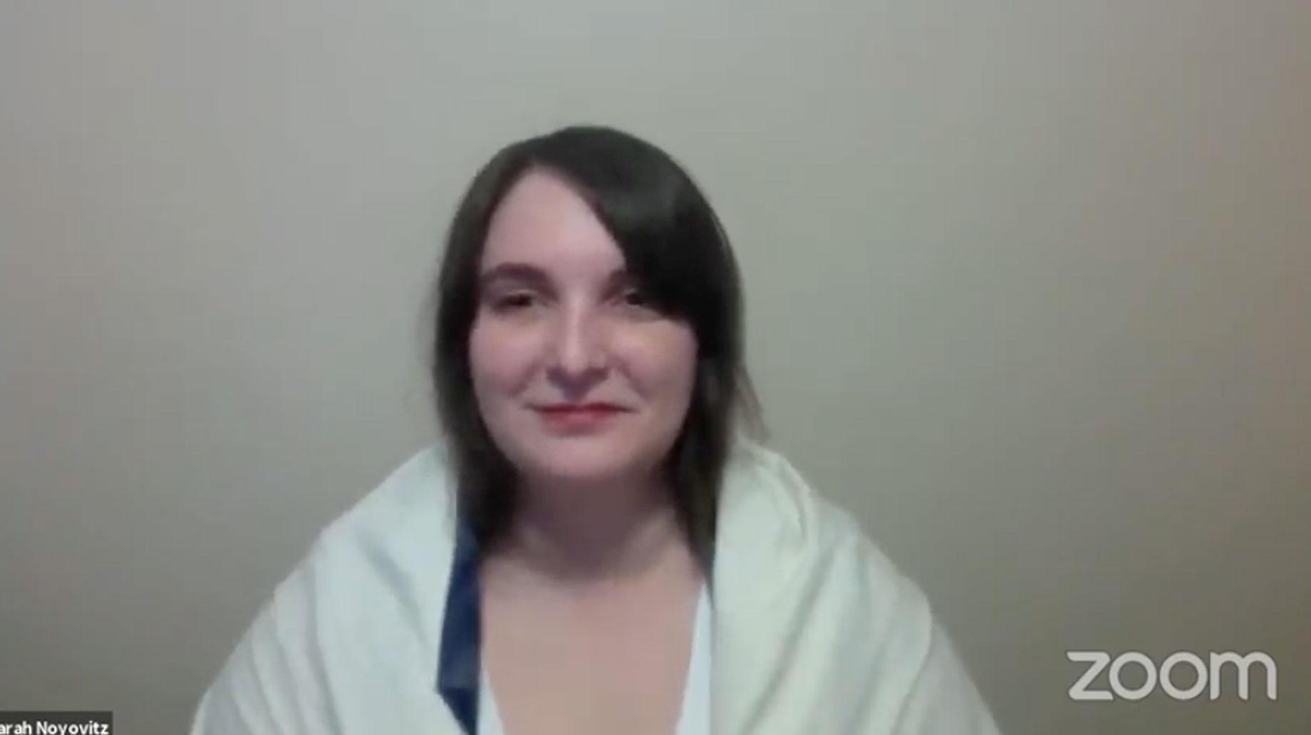Rabbi Sarah Noyovitz