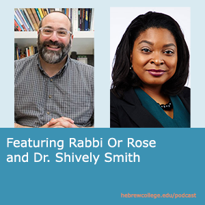 Speaking Torah by Hebrew College   Thank You Dean Thurman: Remembering an American Spiritual Master with Rabbi Or Rose and Dr. Shively Smith