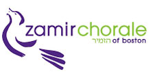 The Zamir Chorale of Boston logo