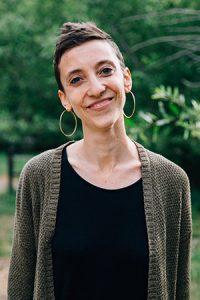 Rabbi Mónica Gomery