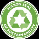 Hazon seal of sustainability