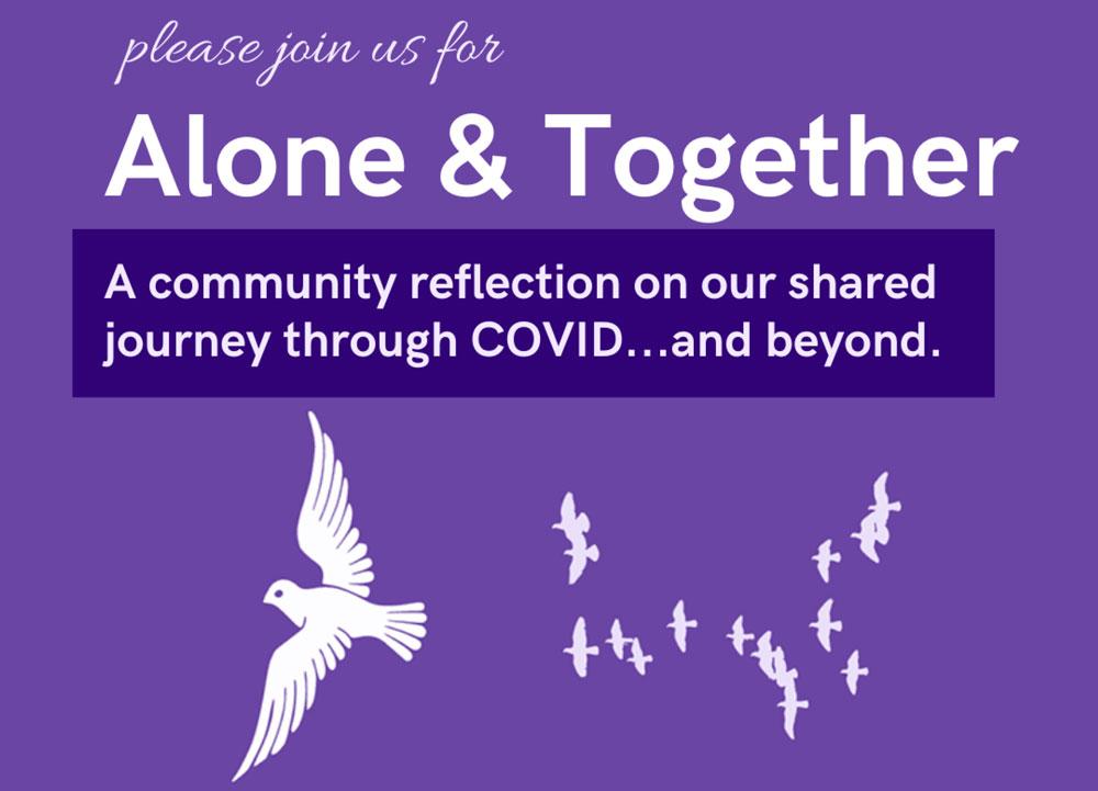 Alone&Together header