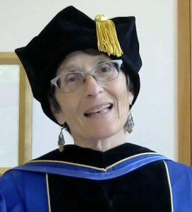 Sharon Cohen Anisfeld_Commencement 2021