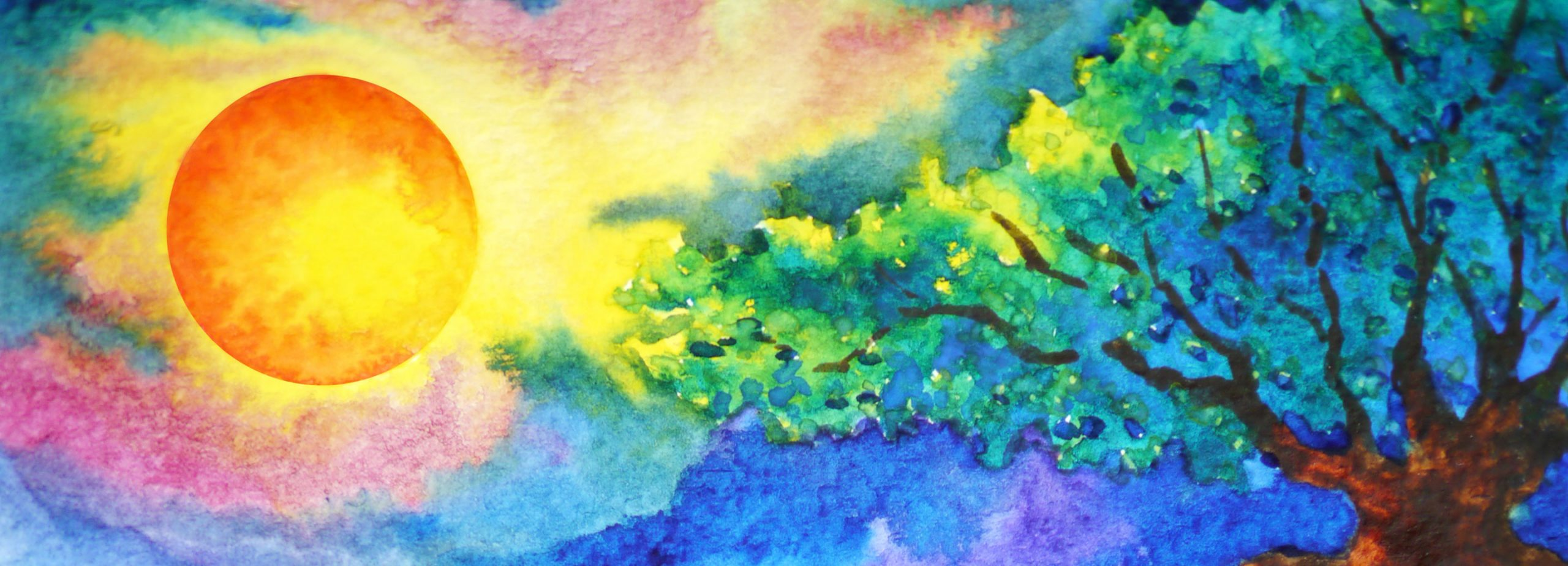 painting-treeandsun